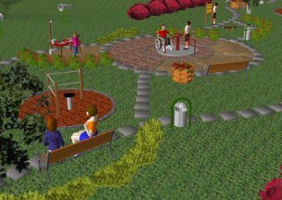 Realizacja  - Plac zabaw - Grudziądz