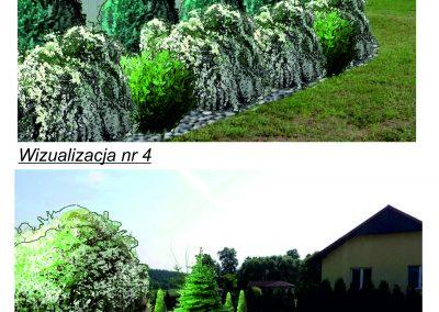 Wizualizacja  - Piaski